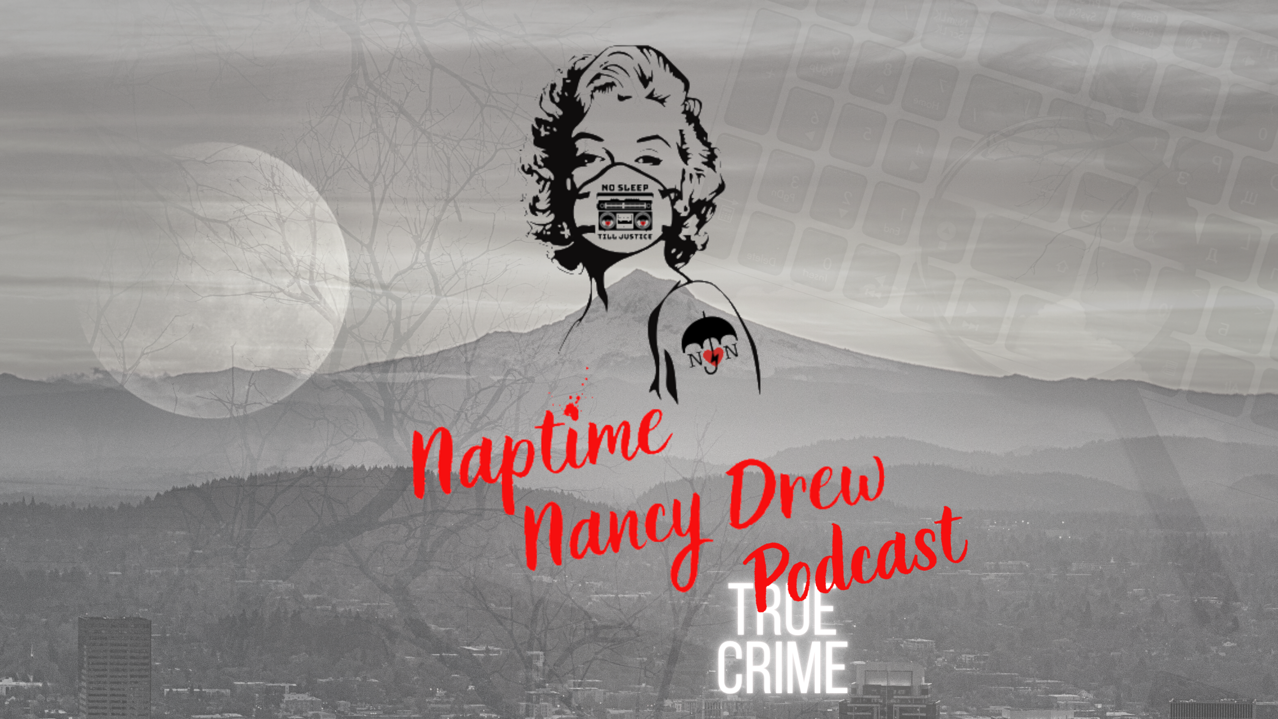 Naptime Nancy Drew Podcast
